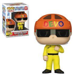 Funko Pop DEVO Satisfaction...
