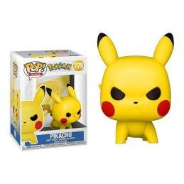 Funko Pop Pikachu posicion...