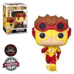 Funko Pop Kid Flash (Chase...