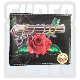 Billetera Guns And Roses