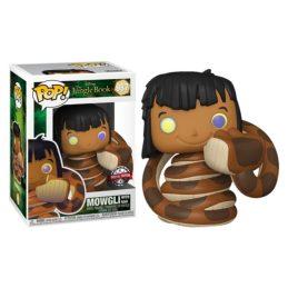 Funko Pop Mowgli With Kaa