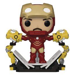 Funko Pop Iron Man with Gantry