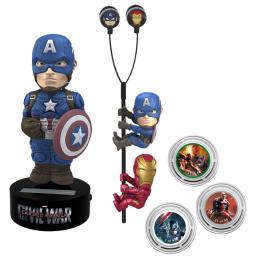 Capitan America Gift Set Neca