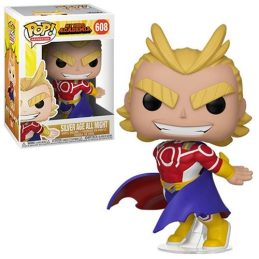 Funko Pop Silver Age All Might